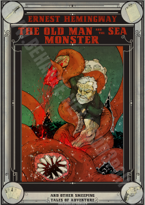 The Old Man and the Sea... Monster.