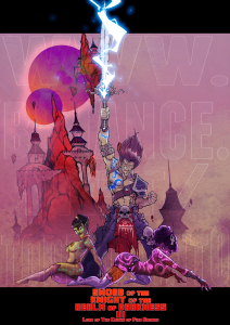 Poster for S.o.t.K.o.t.R.o.D III- L.o.t.C.o.F.S