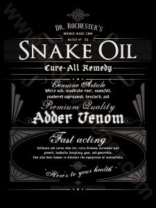 SnakeOilWeb
